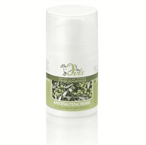 Anti - Falten Creme mit reinem Olivenöl - Ovis 50 ml
