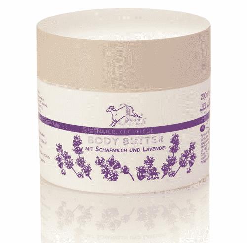 Body Butter Lavendel mit Schafmilch - Ovis 200 ml