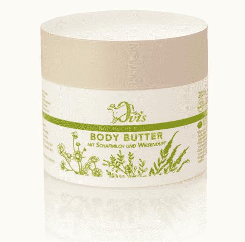 Body Butter Wiesenduft - Ovis 200 ml