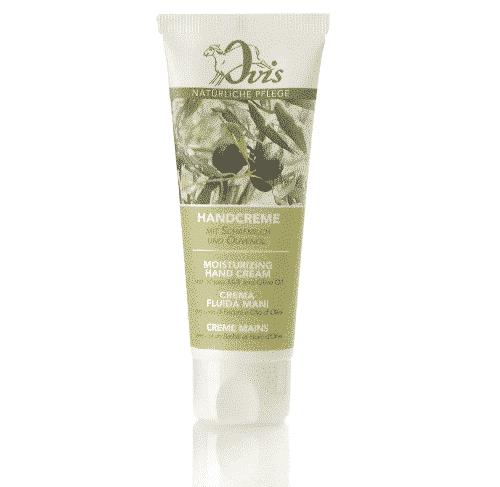 Handcreme mit reinem Olivenöl - Ovis 75 ml