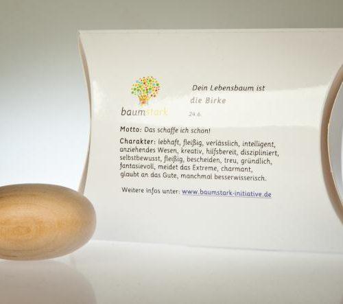 Baumstark Handschmeichler Birke
