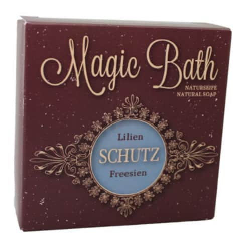 Seife Handgemacht Schutz Magic Bath 100 g