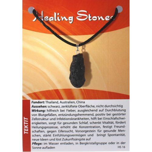 von Hand gefertigte, hochwertige und besondere Edelsteinkette ausAmethyst mit Seidenband und Erklärungskarte. Ein Unikat aus Thailand, Australien, China.
