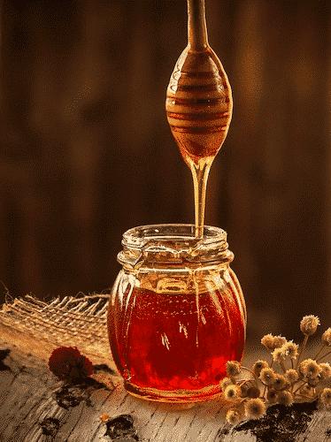 Natursalz Peeling Honig Zirbe - 150 g - Bild 2