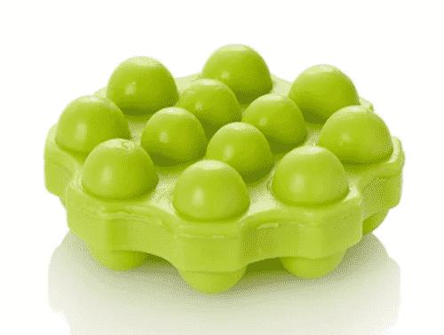 Massageseife mit Eisenkraut und Schafmilch - Ovis 100 g