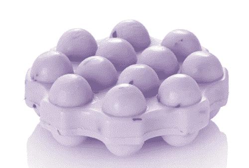 Schafmilchseife Lavendel - Massageseife - Ovis 100 g