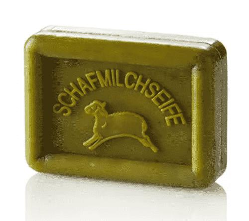 Schafmilchseife Olive grün - Ovis 100 g