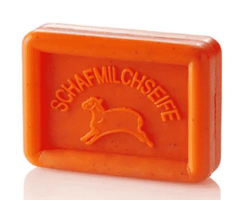 Schafmilchseife Sanddorn - Ovis 100 g