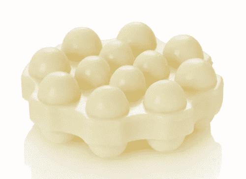 Schafmilchseife Wiesenduft - Massageseife - Ovis 100 g