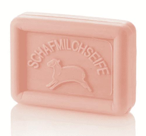 Schafmilchseife Wildrose - Ovis 100 g