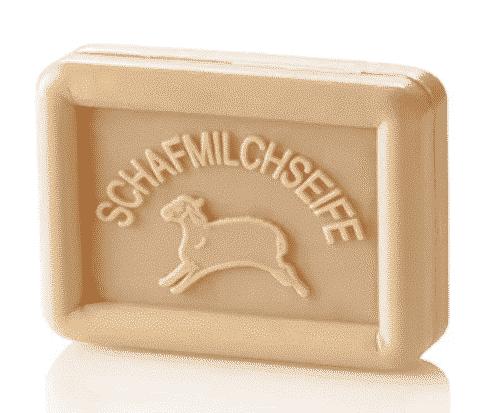 Schafmilchseife mit Hanföl - Ovis 100 g