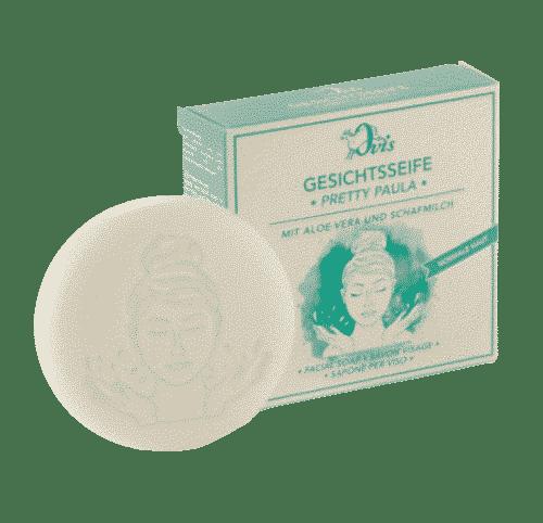 Gesichtsseife Syndet mit Schafmilch - Palmölfrei - Ovis 50 g
