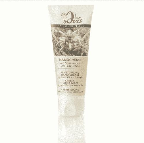 Handcreme Edelweiss mit Schafmilch - Ovis 75 ml