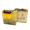 Seife mit Arganöl, Pfefferminze und französischen Tonerde - Alassala 100 g