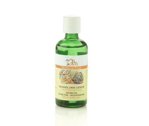 Saunaöl Zirbe-Latsche mit ätherischen Ölen - 100 ml