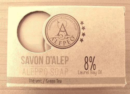Aleppo Seife - Rose - 100 g Alepeo
