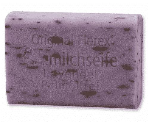 Schafmilchseife Honig - ohne Palmöl - Florex 100 g