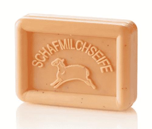Schafmilchseife Aprikose - Ovis 100 g
