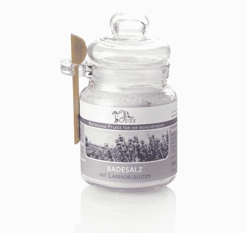 Badesalz mit Lavendelblüten - Ovis 300 g