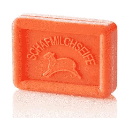 Seife aus Schafmilch Blutorange - Ovis 100 g