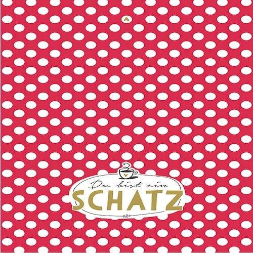 Geschirrtuch - Schatz - Geschenkidee - Küche
