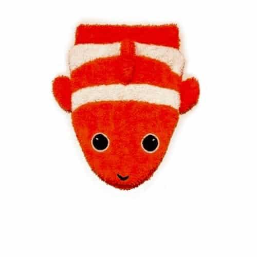 Bio Waschlappen - Clownfisch Waschtuch