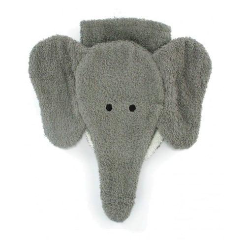 Bio Waschlappen - Elefant Waschtuch