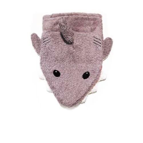 Bio Waschlappen - Hai - Waschtuch