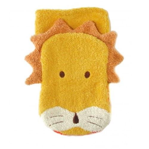 Bio Waschlappen - Löwe - Waschtuch
