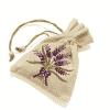 Leinensack mit 25 g Lavendel - 17 x 13 cm