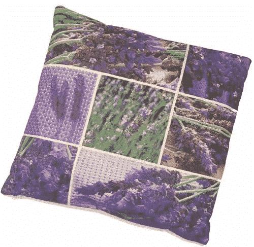 Zirbenkissen mit Lavendel und Zirbenspänen - Ovis 40 x 40 cm