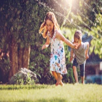 Lebensfreude und Ausgleich - Wasserbelebung