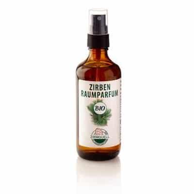 Parfüm für Raum - Bio Zirbe - 100 ml Ovis - Zirbelkiefer