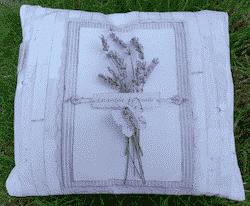 Duftkissen Lavandula mit Lavendel
