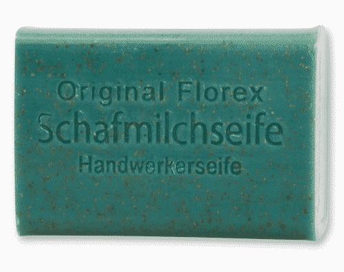 Seife mit Bio Schafmilch für Handwerker - Florex 100 g