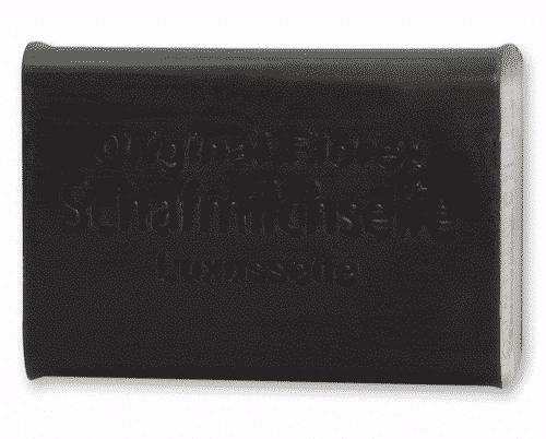 Schwarze Luxus - Schafmilchseife - Noir - Florex 100 g