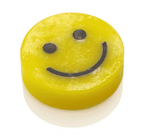 Seife mit Zitrone - Smiley - Ovis 80 g