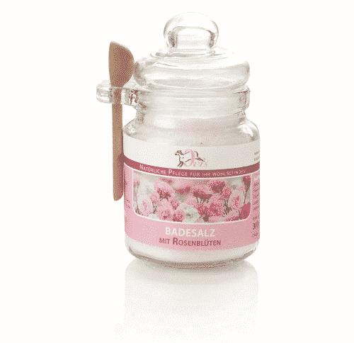 Badesalz mit Rosenblüten - Ovis 300 g