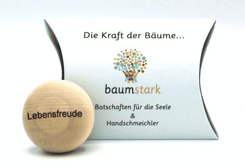 Seelenschmeichler Ahorn - Lebensfreude - Holz - Geschenk