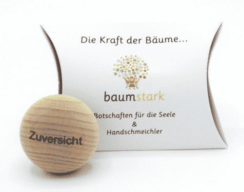Seelenschmeichler Buche - Zuversicht - Holz - Geschenk