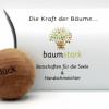 Seelenschmeichler Apfelbaum - Glück - Holz - Geschenk