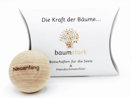 Seelenschmeichler Birke - Neuanfang - Holz - Geschenk