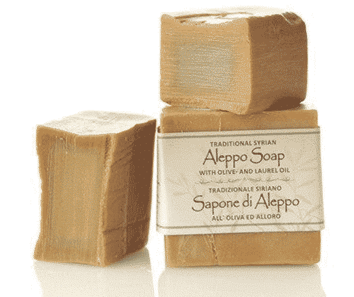 Aleppo Olivenölseife - ca. 215 g