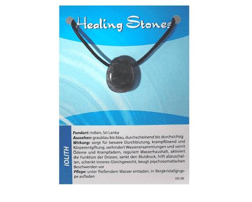 Edelsteinkette Lolith - Healing Stones