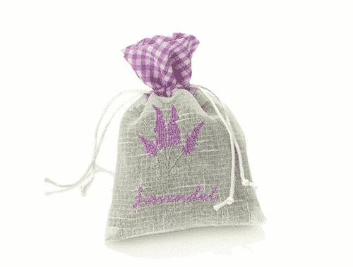 Sack mit 25 g Lavendel - Ovis 17 x 12 cm