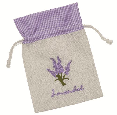 "Sack ""Lavendel"" - Ovis 12 x 17 cm"