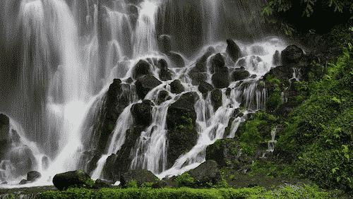 Trommelstein zur Wasserbelebung - Bergkristall - Bild 2
