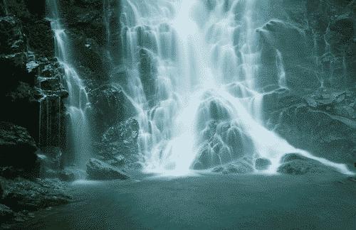 Trommelstein zur Wasserbelebung - Rosenquarz - Bild 1