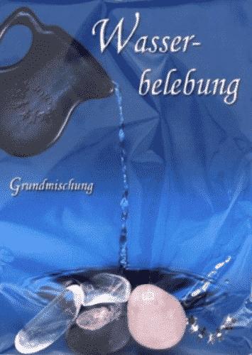 Trommelstein zur Wasserbelebung - Grundmischung