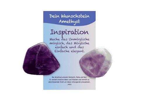 Dein Wunschstein Amethyst - Inspiration - Bild 2